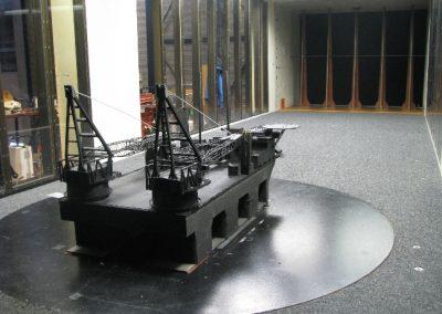 Semi-Submersible Basic Design – Modeltests