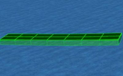 Stability analysis floating tunnel element