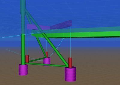 Carbon Trust Self Installing Wind Turbine