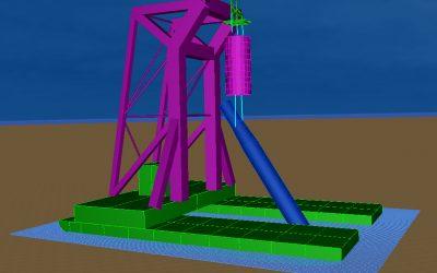 Ballast Nedam Butendiek NMS Lifting Study