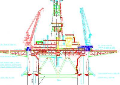 Ulstein Sea of Solutions – Mooring analysis Transocean Semi Subs