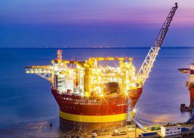 Dana Petroleum Western Isles Berth Mooring Analysis