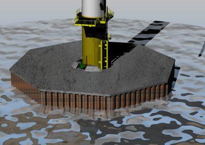 MonobaseWind Marine Design