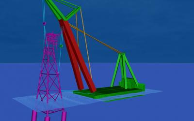 Platform Relocation Analysis with Asian Hercules III
