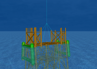 Subsea 7 Marine Analysis BP ACE production platform